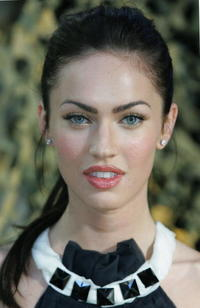 Actress Megan Fox at a special screening of