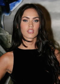 Actress Megan Fox at the London premiere of