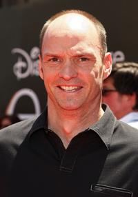 Brian Stepanek at the premiere of