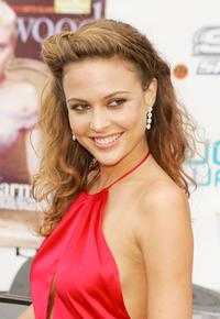 Josie Maran at the 7th Annual Young Hollywood Awards.