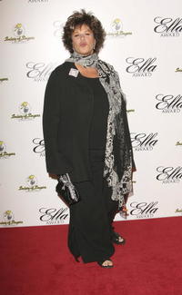 Lainie Kazan at the15th Annual Ella Awards.