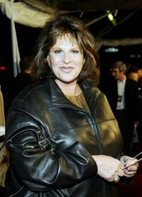 Lainie Kazan at the premier of