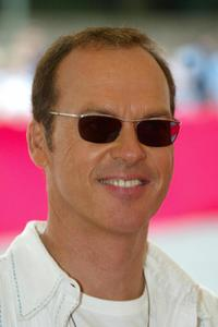 Michael Keaton at the German premiere of