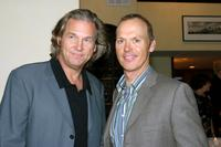 Michael Keaton at the Santa Barbara Internatioal Film Festival premiere of