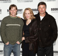 Chris Carmack, Jan Maxwell and Alex Baldwin at the photocall of