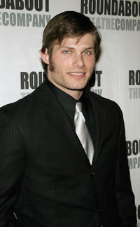 Chris Carmack at the opening night of