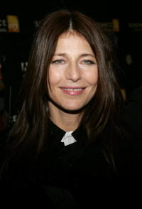 Catherine Keener at the Sundance Film Festival premiere of