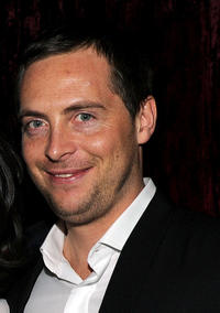 Stephen Campbell Moore at the after party of New York premiere of