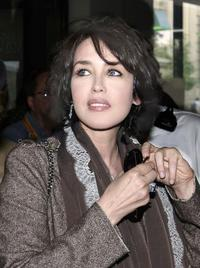 Isabelle Adjani at the World Film Festival.