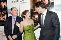 Drew Barrymore, Robert Duvall and Eric Bana at the premier of