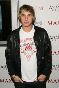Ryan Hansen at the official launch of Ubisoft's