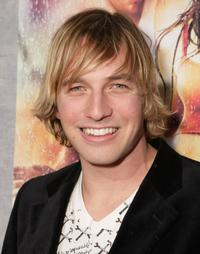 Ryan Hansen at the world premiere of