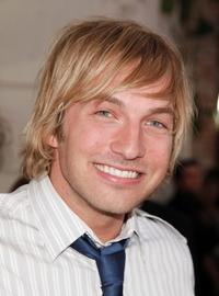 Ryan Hansen at the premiere of