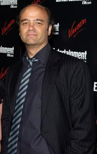Scott Adsit at the Entertainment Weekly and Vavoom Annual upfront party.