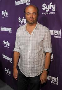 Scott Adsit at the EW and SyFy party during the Comic-Con 2010.