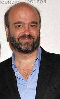 Scott Adsit at the after party of the New York premiere of