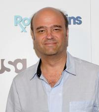 Scott Adsit at the USA Network and Vanity Fair Royal Pains Season Two Kick Off Event.