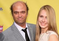 Scott Adsit and Jessica Makinson at the Comedy Central Roast of Flavor Flav.