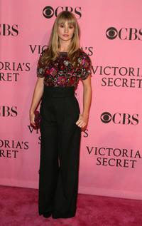 Cameron Richardson at the 2007 Victorias Secret fashion show.