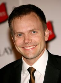 Joel McHale at the 4th annual TV Guide after party celebrating Emmys 2006.