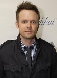 Joel McHale at the Gersh Agency pre-Emmy party.