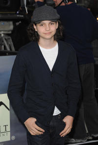 Max Burkholder at the California premiere of