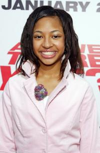 Aleisha Allen at the premiere of