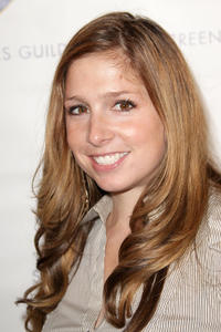 Shoshannah Stern at the premiere of