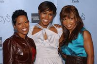 Malinda Williams, Terri J. Vaughn and Elise Neal at the Macy's Passport Gala to Benefit HIV/AIDS Research and Awareness.
