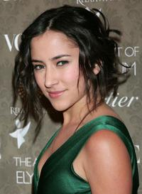 Zelda Williams at the Art of Elysium's 2nd Annual black tie gala.