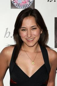 Zelda Williams at the House Of Mollinari Birthday Extravaganza.