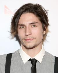 John Patrick Amedori at the premiere of