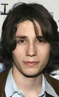 John Patrick Amedori at the screening of