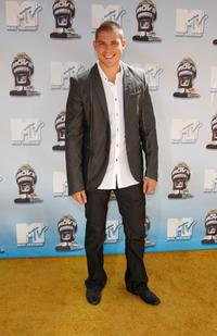 Sean Faris at the 17th Annual MTV Movie Awards.