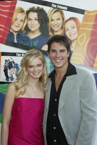 Sara Paxton and Sean Faris at the MGM premiere of