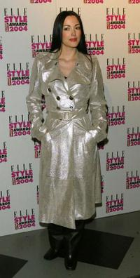 Julie Dreyfuss at the Elle Style Awards 2004.