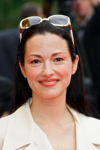 Julie Dreyfus at the premiere of