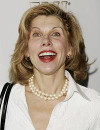 Christine Baranski at the 20th Annual Power Lunch For Women To Benefit Citymeals-On-Wheels at the Rainbow Room at Rockefeller Center.