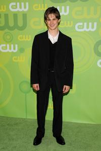 Connor Paolo at the CW Networks Upfront.