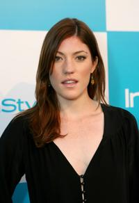 Jennifer Carpenter at the 7th Annual InStyle Magazine summer soiree.