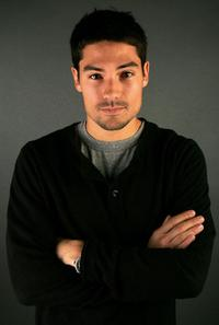 D.J. Cotrona at the 2006 Sundance Film Festival.