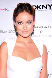 Olivia Wilde at the New York premiere of