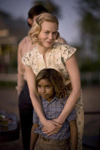 Nicole Kidman and Brandon Walters in