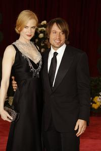 Nicole Kidman and Keith Urban at the 80th Annual Academy Awards.