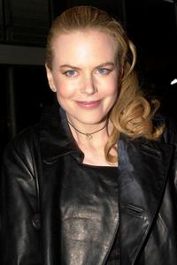 Nicole Kidman at the 2001 Australian Lexus If Awards.