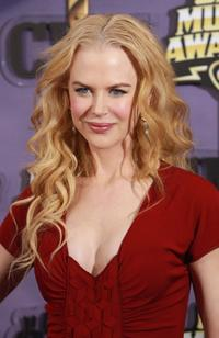 Nicole Kidman at the 2008 CMT Music Awards.