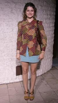 Alia Shawkat at the DVD release premiere of