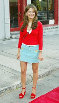 Alia Shawkat at the 2004 Fox Network TCA Summer Party.