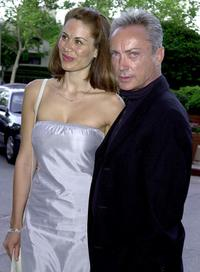 Nadia and Udo Kier at the 26th Annual Saturn Awards.