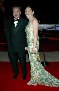 Udo Kier and Jennifer Dorn at the 17th Annual Palm Springs International Film Festival Gala.
